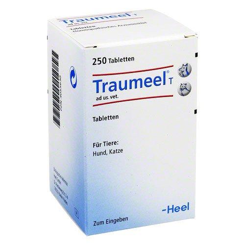 TRAUMEEL T ad us.vet.Tabletten 250 St Tabletten