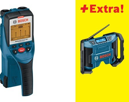 Preisvergleich Produktbild Bosch – Suchen Wallscanner D 150 GML 10, 8