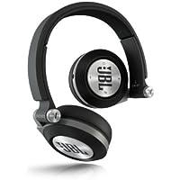 JBL E40 BT Casque Audio Stéréo Sans Fil Bluetooth Rechargeable Compatible avec Appareils Apple iOS et Android - Noir