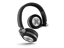 JBL E40 BT Wireless Bluetooth On-Ear Stereo-Kopfhörer (Aufladbar, Integrierter Fernbedienung/Mikrofonsteuerung, ShareMe Technologie, Kompatibel mit Apple iOS/Android Geräten) schwarz