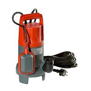 Pompe de relevage eaux usées PRIMA WASTE 900w, D40x49, avec cable de 10m et flotteur réf 4148145