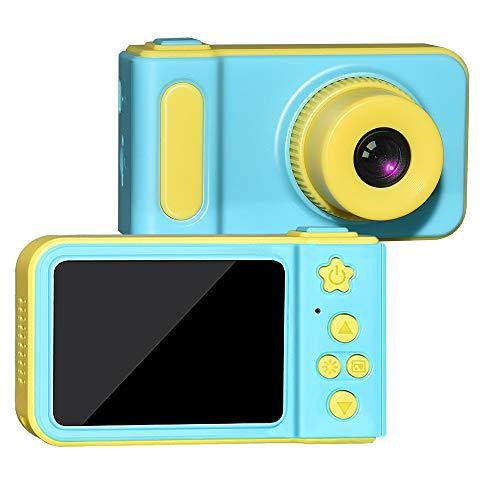 KITY Geschenke für Jungs ab 3-9 Jahre, Digitalkamera für Kinder Kinderkamera 3-9 Jahre Junge Geschenk Spielzeug für Jungen 3-9 Jahre Spielzeug 3 Jahren Junge 16GB(Blau) (Jungen Für Kinder-digitalkamera)