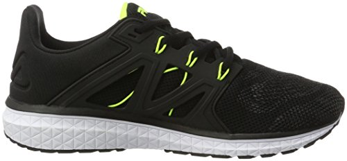 Fila Herren Men Base Topic Low Sneaker Schwarz (Black)