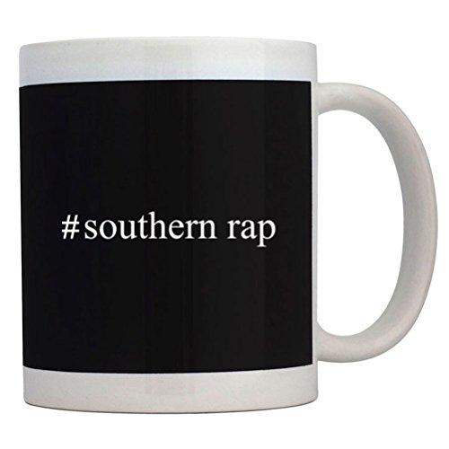 Teeburon #Southern Rap Hashtag Mug