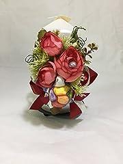 Idea Regalo - Candela decorata