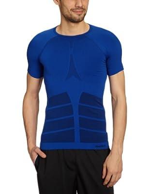 Odlo Herren Shirt Short Sleeve Crew Neck Evolution Warm von Odlo - Outdoor Shop