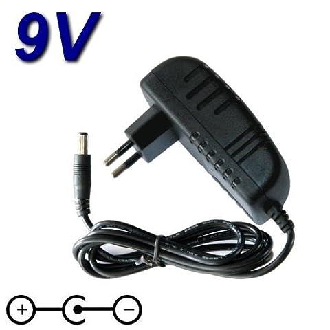 Alimentation Boss 230 - Adaptateur Secteur Alimentation Chargeur 9V pour Remplacement