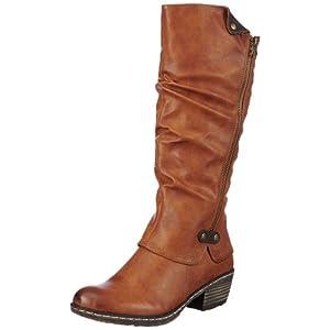 Rieker Damen Cowboystiefel
