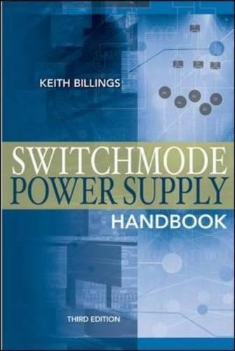 Switchmode Power Supply Handbook 3/E por Keith Billings
