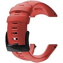 Suunto Ambit3 Sport Silicone Strap Accesorios Unisex adulto, Coral, Única