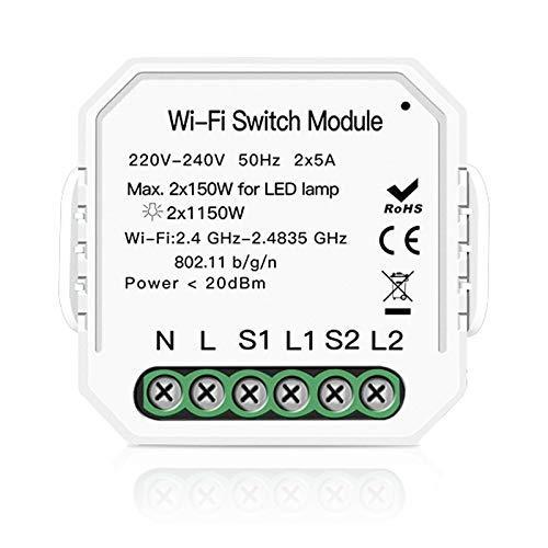 WiFi Smart Light Switch DIY Schalter Modul