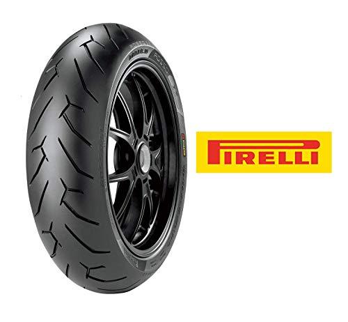 Pneumatici Pirelli DIABLO ROSSO II 180/55 ZR 17 M/C (73W) TL Posteriore SUPERSPORT    gomme moto e scooter