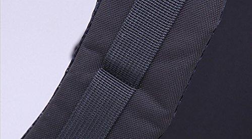 LQABW Spielraum-Schulter-Rucksack-Lichtwasserdichte Sport Im Freien Backpacking Safari Camping-Tasche Bergwanderrucksack Orange