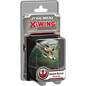 Fantasy Flight Games Star Wars X-Wing: Cañonera Auzituck - Español FFSWX64