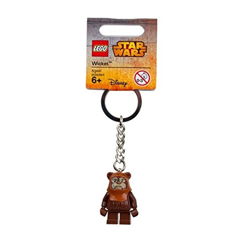 LEGO Star Wars : WICKET Porte-Clés 2015