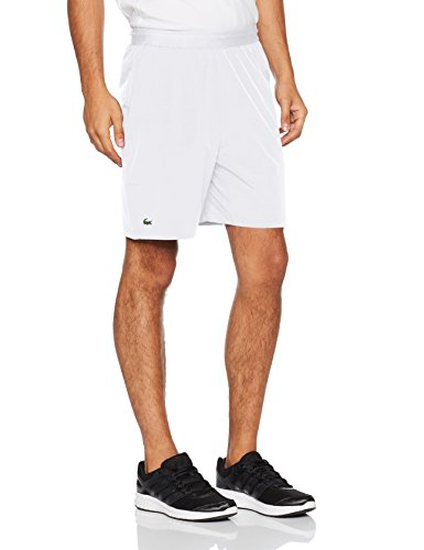 Lacoste Herren Shorts Weiß (Blanc)