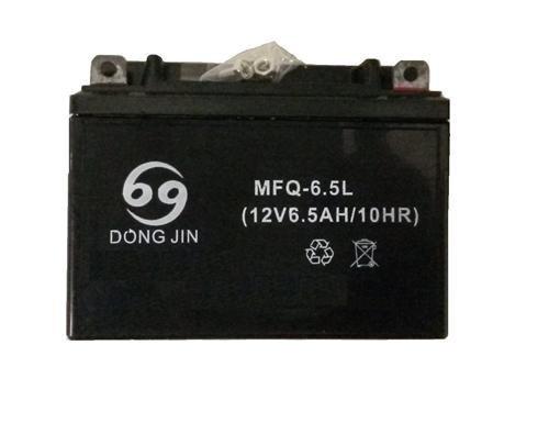 Batterie 12V 6,5Ah für 125cc Quads