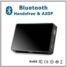 Coche manos libres Bluetooth A2DP MP3CD Cambiador Adaptador Interfaz Honda Civic CRV 2006–2013