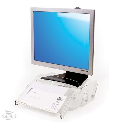 Dataflex HV 570 LCD Monitorständer (Tragkraft max. 15kg) hellacryl