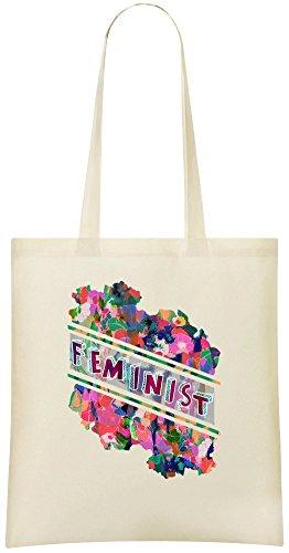 fe531fc1a5 Feminist Custom Printed Tote Bag - 100% Soft Cotton - Eco-Friendly & Stylish