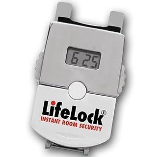 LifeLock Travel Safety Door Lock Portable Pocket-sized