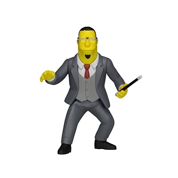 NECA Simpsons 25th Anniversary Series 3 - Penn Jillette (Penn and Teller) - 5 Figure by NECA 1