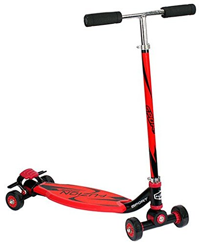 new-4-wheel-scooter-childrens-scooter-aluminium-city-scooter-red-yellow-pink-camouflage