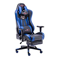 play haha. Ergonomic Gaming Chair Racing Style Office Chair with with Bigger High Backrest and cushion Larger armrest