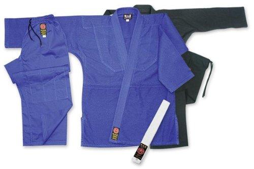 MAR Judo-Anzug, Blau / Schwarz Blau blau 00/120