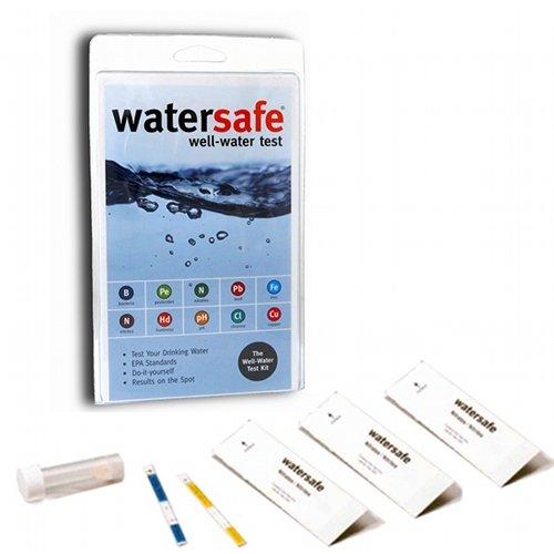 Watersafe - Kit test acqua potabile