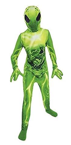 Planète Costumes Pour Halloween - Amscan - 997689 - Extraterrestre - Déguisement