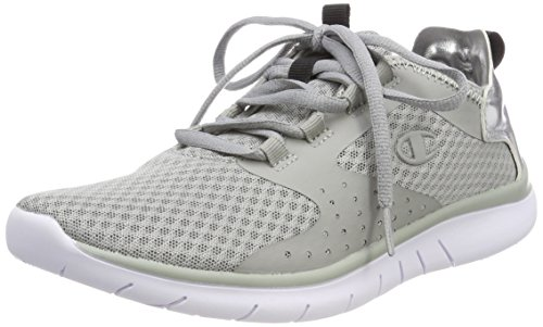 Champion Low Cut Shoe Alpha Cloud, Scarpe Running Donna, Grigio (Hugh Rise Grey Es006), 37 EU