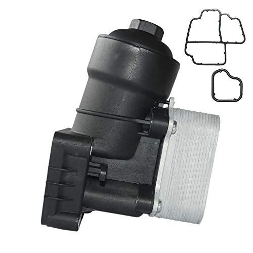 03L115389C 03L115389B Ölfiltergehäuse Ölkühler (Audi ölkühler)