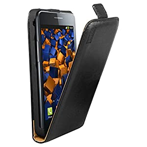 mumbi Premium Protective Phone Case for Samsung i9100 Galaxy S II Leather