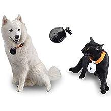 XDLUK Digital Pet Collar CAM Cámara DVR Video Recorder Monitor para Dog Cat Puppy Black