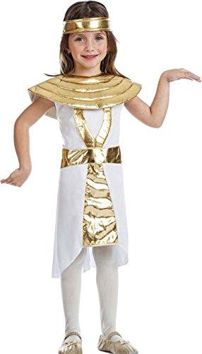 Imagen de disfraz egipcia talla 10 12 años tamaño infantil