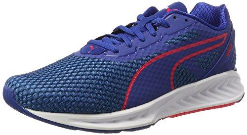 Puma Ignite 3, Chaussures de Running Compétition Homme Bleu (True Blue-blue Danube-bright Plasma 01)