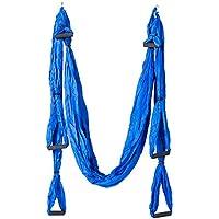 Grupo K-2 Columpio de Yoga antigravedad, Hamaca Yoga área Color Azul