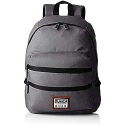 Munich Backpack, Mochila Unisex Adulto, Negro (Black) 18.0x40.0x33.0 cm (W x H x L)
