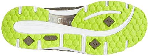 Bruetting - Experience, Sneaker basse Uomo Verde (Grün (oliv/lemon))