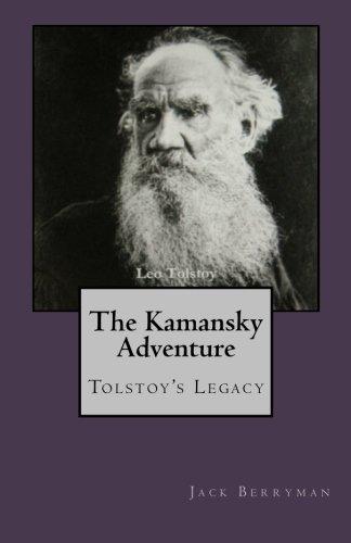The Kamansky Adventure Cover Image