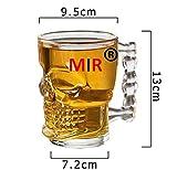 MIR® Skull Beer Mug 500ML for Your Home Bar (1)