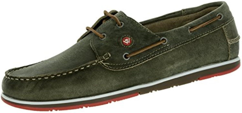 BEPPI 2163892 - Zapatos con Cordones de Piel Lisa Hombre -