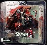 Spawn 24 Classic - Santa Spawn i.39 15cm Figur(11282)