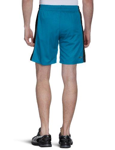PUMA Herren Hose Powercat 5.12 Shorts with Inner Slip Vivid Blue-black