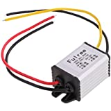 MagiDeal LM2596 DC-DC 12v To 5V 6V 3.7V 3.3V Step Down Converter Regulator 3A 45W Power Supply Adapter For LED Display, Car Auto Vehicle, Motor