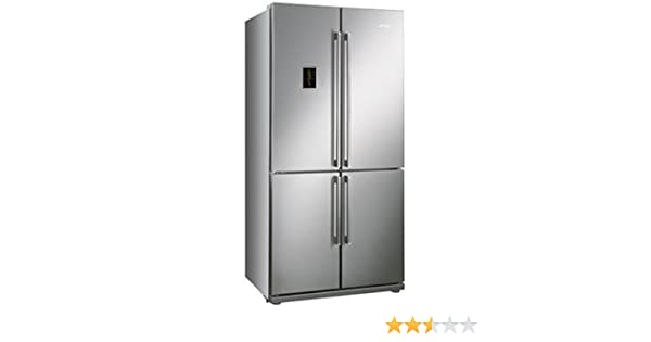 Amerikanischer Kühlschrank Tiefe 60 Cm : Smeg fq xpe kühlschrank kühlteil liters gefrierteil