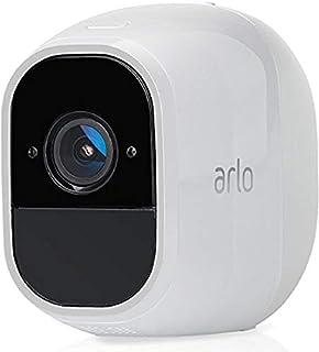 Arlo Pro2 Smart Home Zusatz-Security-Überwachungskamera (Funktioniert mit Alexa, 130 Grad Blickwinkel, Nachtsicht, Wetterfest, 2-Wege Audio) weiß, VMC4030P (B0777VVCBF) | Amazon price tracker / tracking, Amazon price history charts, Amazon price watches, Amazon price drop alerts