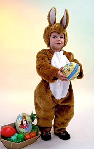 Hasenkostüm Größe 98/104 Tierkostüm Hase für Kinder