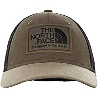 The North Face Y Mudder Trucker Gorra de camioner, Hombre, New Taupe Green, Talla única